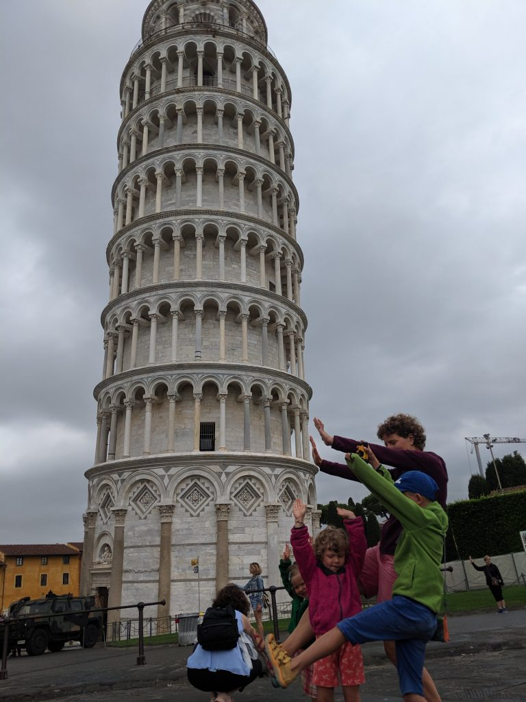 Haltet den Turm
